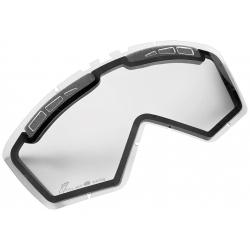 Náhradní plexi pro BMW GS brýle, čiré