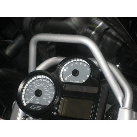 Hrazda na navigaci pro R1200GS 2004-2012