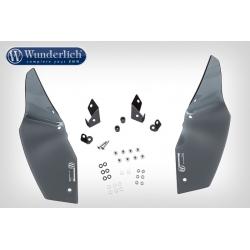 Boční deflektory Wunderlich Ergo, kouřové, pro R1200GS LC 2013+