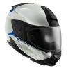 """Zcela nová, inovativní, dokonalá. Přilba BMW System 7 Carbon v barvách """"Prime"""". Klíčové vlastnosti: celokarbonová skořepina nejlepší aerodynamické vlastnosti vylepšený výhled odnímatelný chránič brady zabudovaná sluneční clona nízká hmotnost - 1580g"""