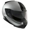 """Zcela nová, inovativní, dokonalá. Přilba BMW System 7 Carbon v barvách """"Silver"""". Klíčové vlastnosti: celokarbonová skořepina nejlepší aerodynamické vlastnosti vylepšený výhled odnímatelný chránič brady zabudovaná sluneční clona nízká hmotnost - 1580g"""