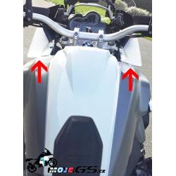 Sada bočních deflektorů pro R1250GS/Adventure, R1200GS/Adventure LC 2013-2018