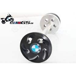 Víčko do kardanu pro R1250GS/A, R1200GS/A LC 2013-2018, černé