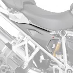 Sada stříbrných postranních krytů R1200GS Adventure LC 2013+