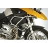 Horní padací rám Krauser/Hepco Becker pro BMW R1200GS 2004-2007 poskytuje skvělou ochranu nádrže, podobně jako u verze Adventure. Barva: stříbrná