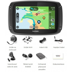 TomTom Rider 450 World Lifetime