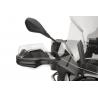 Skvěle funkční a designově povedený doplněk od Puig pro BMWR1250GS/Adventure 2018+, R1200GS/Adventure LC 2013-2018, F850GS/Adventure, F800GS Adventure a F750GS.Zlepšená ochrana proti větru a dešti. Montuje se společně s originální blástry. V balení set (2ks) na obě strany. Barva: čirá