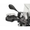 Skvěle funkční a designově povedený doplněk od Puig proBMWR1250GS/Adventure 2018+, R1200GS/Adventure LC 2013-2018, F850GS/Adventure, F800GS Adventure a F750GS.Zlepšená ochrana proti větru a dešti. Montuje se společně s originální blástry. V balení set (2ks) na obě strany. Barva:lehce kouřová