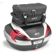 Vodotěsná taška Givi na víko kufru, nosič nebo sedadlo, 20L