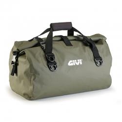 Voděodolná taška 40l, Givi, zelená khaki