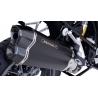 Nová řada výfuků Remus 8 pro BMW R1200GS/Adventure LC09/2016-2018 splňující normu Euro 4. Vyrobeno z nerezové oceli. O více než 1kg lehčí než originální výfuk. barva:černá