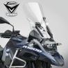 Plexi Ztechnik čiré cestovní EXTRA vysoké 56cm pro R1200GS/A LC 2013+