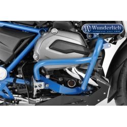 Spodní padací rám Wunderlich pro R1200GS LC 2013+, modrý