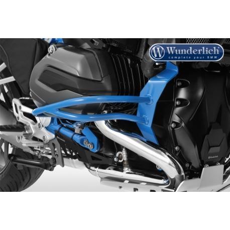 Sportovní spodní padací rám Wunderlich pro R1200GS LC 2013-2018, modrý