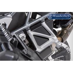 Ochranné kryty proti vodě od zadního kola Wunderlich pro R1250GS, R1200GS LC 2013-2018, černá