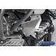 Chrániče řidičových bot proti vodě Wunderlich pro R1250GS/A, R1200GS/A LC 2013-2018, stříbrné