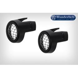 Kryty Wunderlich pro originální přídavná LED světla BMW