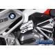 Kryty vstřiků Wunderlich pro R1200GS LC 2013-2016, stříbrné