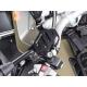Kryt brzdové nádobky Wunderlich pro BMW R1200GS/A LC 2013+, černý