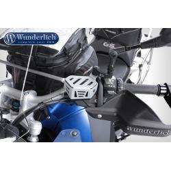 Kryt spojkové nádobky Wunderlich pro BMW R1200GS/A LC 2013+, stříbrný