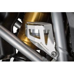 Kryt zadní brzdové nádobky Wunderlich pro BMW R1200GS/A LC 2013+, stříbrný