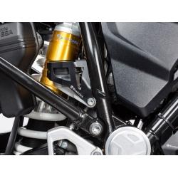 Kryt zadní brzdové nádobky Wunderlich pro BMW R1200GS/A LC 2013+, černý