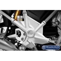 Kryty rámu Wunderlich pro BMW R1250GS/A, R1200GS/A LC 2013-2018, stříbrné