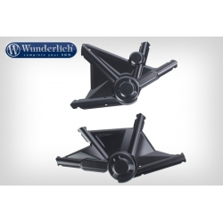 Kryty rámu Wunderlich pro BMW R1250GS/A, R1200GS/A LC 2013-2018, černé