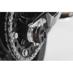 Padací protektory do osy zadního kola F800GS/A, F700GS, F650GS Twin 2008+
