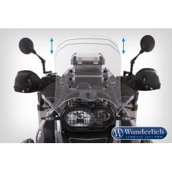 Nastavitelné plexi Wunderlich Vario pro R1200GS/A 2004-2012