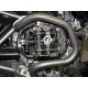 Spodní padací rám Altrider pro R1200GS Adventure LC 2014-2018, stříbrný