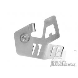 Kryt ABS senzoru Altrider pro BMW R1200GS/A LC 2013+, stříbrný