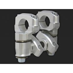 Odpružené antivibrační zvýšení řidítek o 50mm pro R1200GS/A LC 2013+
