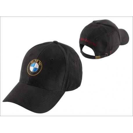 Čepice BMW Motorrad s barevným logem