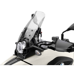 Vyšší cestovní plexi BMW pro BMW G650GS