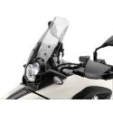 Vyšší cestovní plexi BMW pro BMW G650GS, čiré