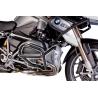 Spodní padací rámy Puigpro BMW R1200GS LC 2013-2018. Včetně kompletního montážního materiálu. černá barva TIP: Můžete kombinovat sčernýmhorním padacím rámem Puig(2013-2016) ačerným horním padacím rámem Puig (2017-2018)