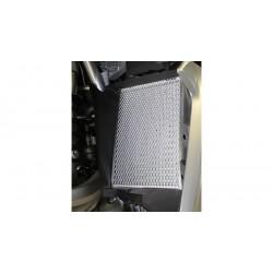 Kryty chladiče Hornig pro BMW R1250GS/A,  R1200GS/A LC 2013-2018, stříbrné