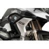 Hornípadací rámy Puigpro BMW R1250GS 2018+ a R1200GS LC 2017-2018 (po faceliftu). Včetně kompletního montážního materiálu. Opravdu pevná konstrukce rámu. černá barva TIP: Můžete kombinovat sčernýmspodním padacím rámem Puig