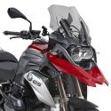 Sportovní plexi Givi/Kappa 35,5cm, kouřové, pro BMW R1250GS/A, R1200GS/A LC 2013-2018