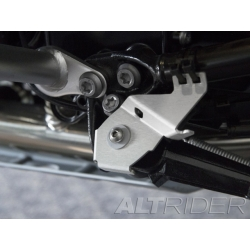 Kryt spínače stojánku Altrider pro R1200GS/A LC 2013+, stříbrný