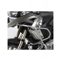 Horní padací rám Krauser/Hepco Becker pro R1200GS 2008-2012, stříbrný
