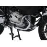 Spodní padací rám Hepco Becker pro BMW R1200GS 2004-2012velmi dobře chrání důležité části motoru a zachovává snadný přístup pro servisní úkony. Barva: stříbrná