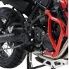 Padací rámHepco Becker pro BMW F800GS, F700GS a F650GS 2008+ Robustní, vysoce pevný ocelový rám v červený barvě poskytuje dokonalou ochranu motocyklu. červená barva