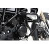 Padací rámHepco Becker pro BMW F800GS, F700GS a F650GS 2008+ Robustní, vysoce pevný ocelový rám v černé barvě poskytuje dokonalou ochranu motocyklu. černá barva