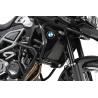 Horní padací rámHepco Becker pro BMW F800GS 2008-2016, F700GS a F650GS 2008+ pro kombinaci se spodním padacím rámem Hepco Becker. Robustní, vysoce pevný ocelový rám v černé barvě poskytuje dokonalou ochranu motocyklu. černá barva