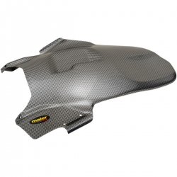 Vnitřní zadní blatník pro BMW R1200GS/A 2004-2012, carbon look