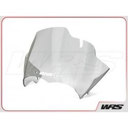 Nízké sportovní plexi WRS 25cm pro R1200GS/A 2004-2012, lehce kouřové