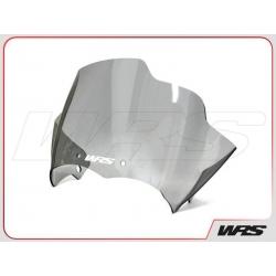 Nízké sportovní plexi WRS 25cm pro R1200GS/A 2004-2012, tmavě kouřové