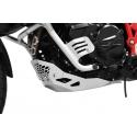 Kryt motoru Ibex pro BMW F800GS/A, F700GS, F650GS 2008+, stříbrný